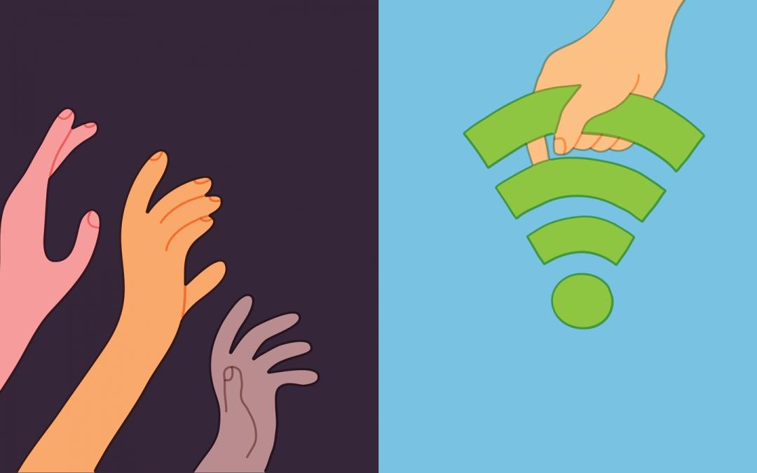 Addressing Our Region's Digital Divide