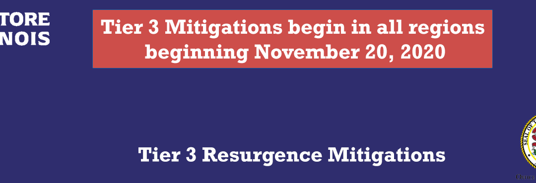 Gov. Announces Tier 3 Mitigations Effective Friday, Nov. 20 – Specifications for Employers