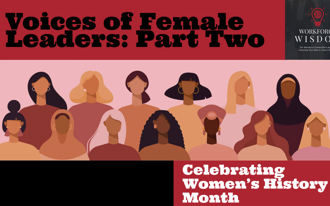 Voices of Female Leaders: Part Two | Episode 204