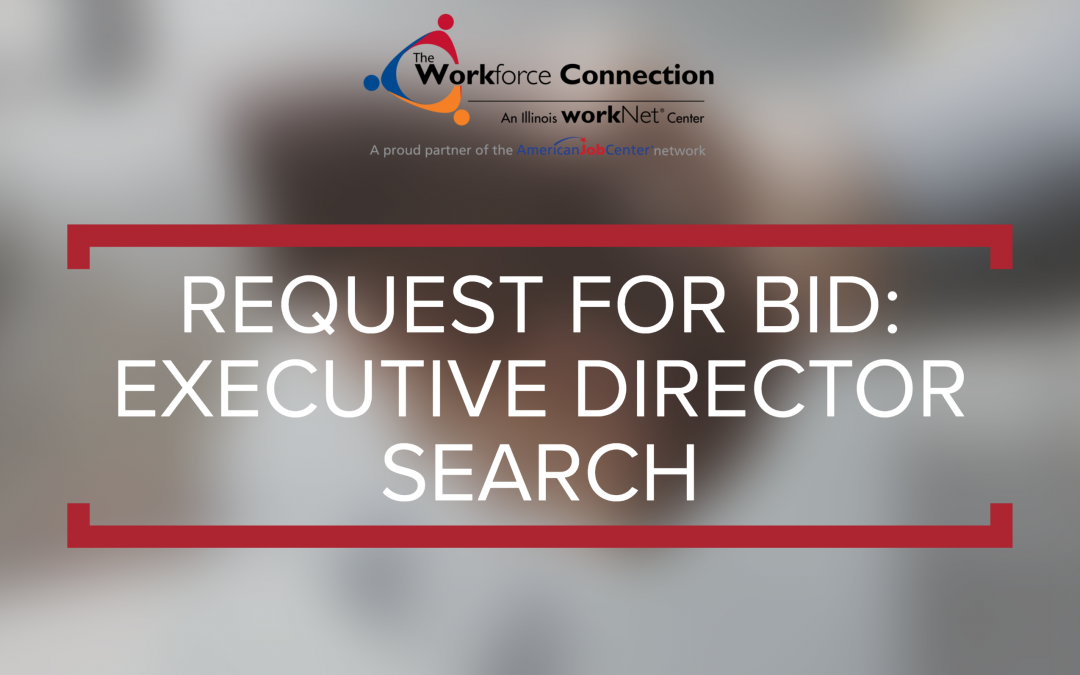 Request for Bid: Executive Director Search